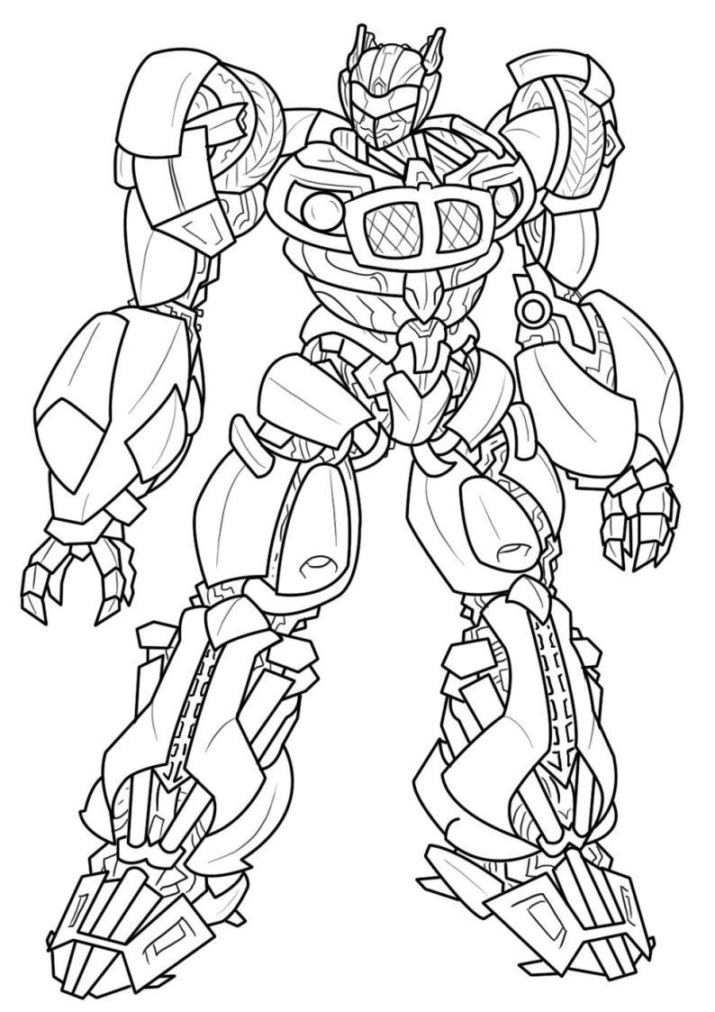 Kolorowanki Transformers Malowanka Do Wydruku Nr 12