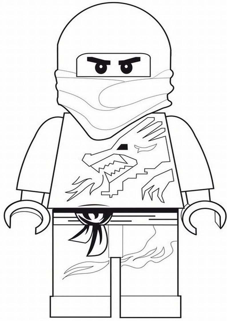 Kolorowanki Dla Dzieci Do Wydrukowania Lego 0425