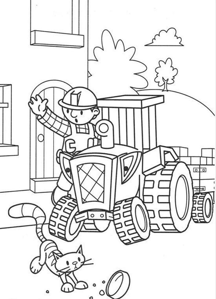 Kolorowanka Bob Budowniczy Malowanka 33 also 262545853255408496 furthermore 7117 besides Black And White Cartoon Animals further Color Animal Animal Colorings Fill Color In Alphabet U. on coloring pages for farm