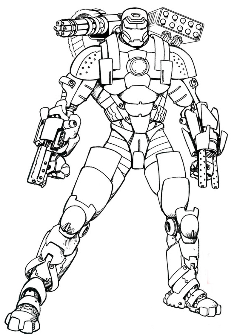 Free Coloring Pages Of Iron Man Logo Iron Coloring Pages