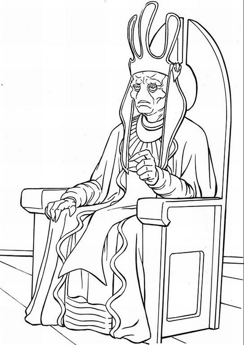 Рисунки стар варс 1