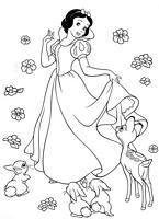 Kolorowanki Ksiezniczki Disney Dla Dziewczynek