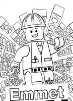 Do Wydruku Kolorowanki Lego Dla Dzieci