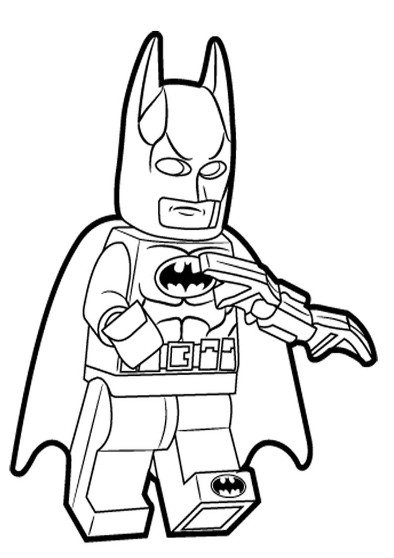 Kolorowanka Lego Batman Do Wydruku Nr 44