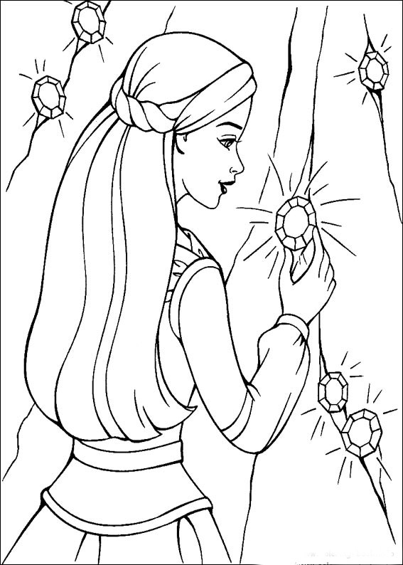 Barbie Majesty Coloring Pages ~ best ideas For Printable and ...