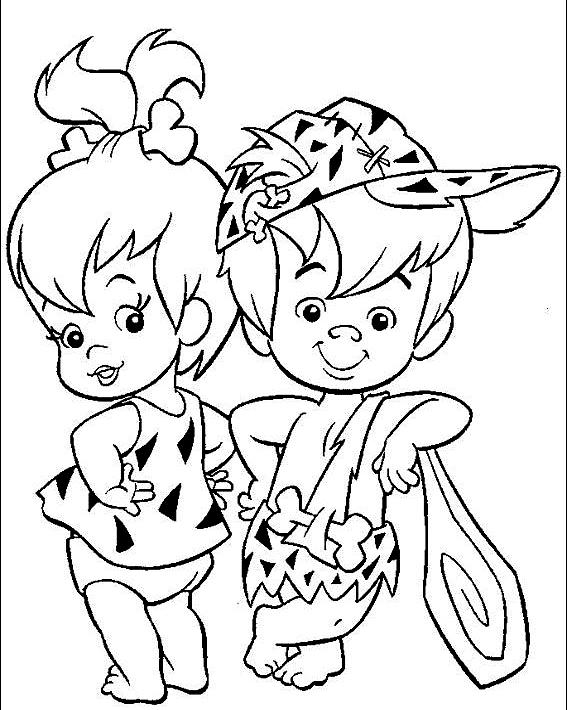 Coloring Book Download Mp3 Dla Dzieci Kolorowanka Z Bajki Flinstonowie
