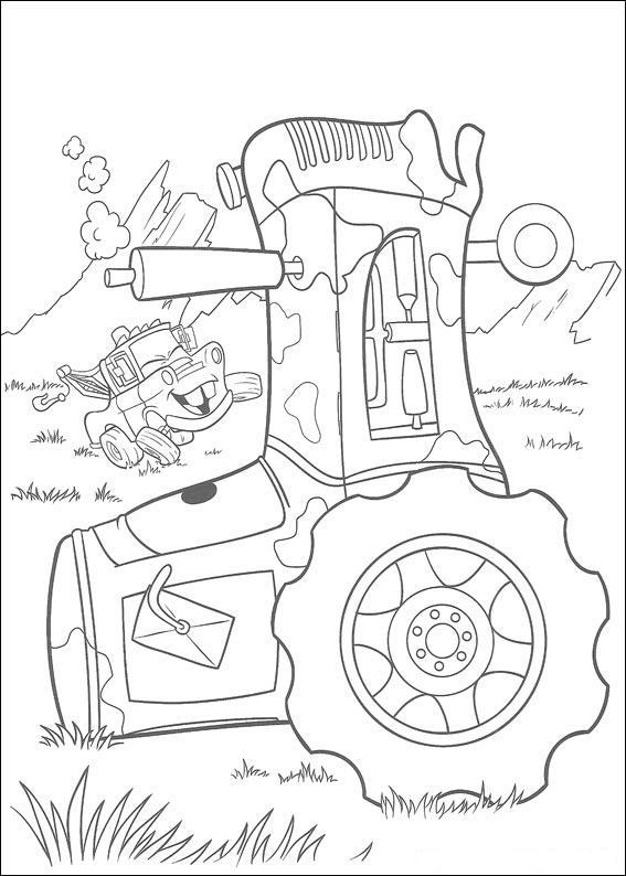 Cars Kleurplaat Francesco Dla Chłopc 243 W Kolorowanki Auta Disney