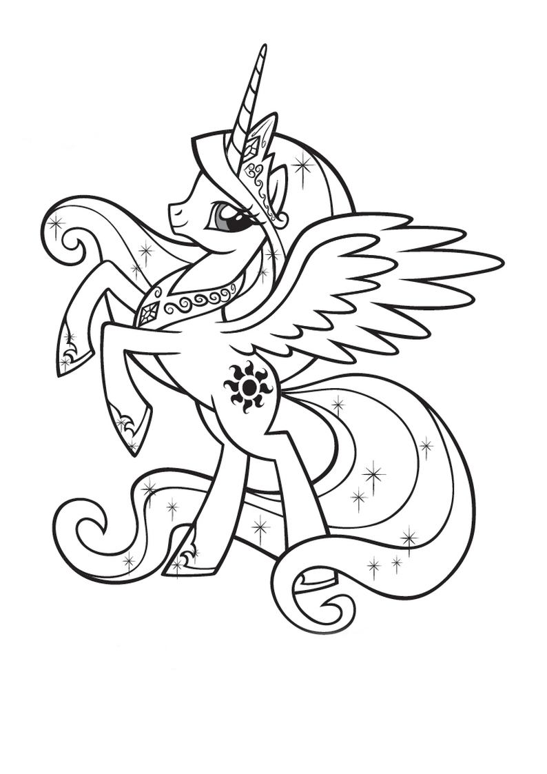 Princesse Celestia Coloring Page For Girls Printable furthermore MLP FIM Female Character Base 342755203 together with My Little Pony Princess Twilight Sparkle 02 Coloring Page further Disegni Da Colorare My Little Pony furthermore My Little Pony La Magia De La Amistad. on as an alicorn twilight sparkle