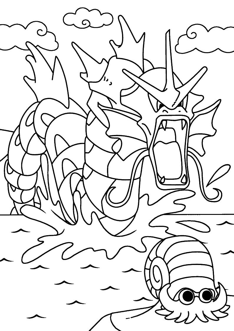 Kolorowanka Pokemon Malowanka Do Wydruku Nr 50